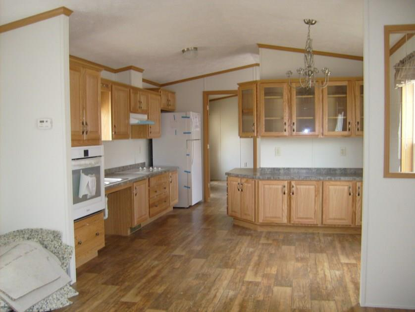 Easily accessible kitchen