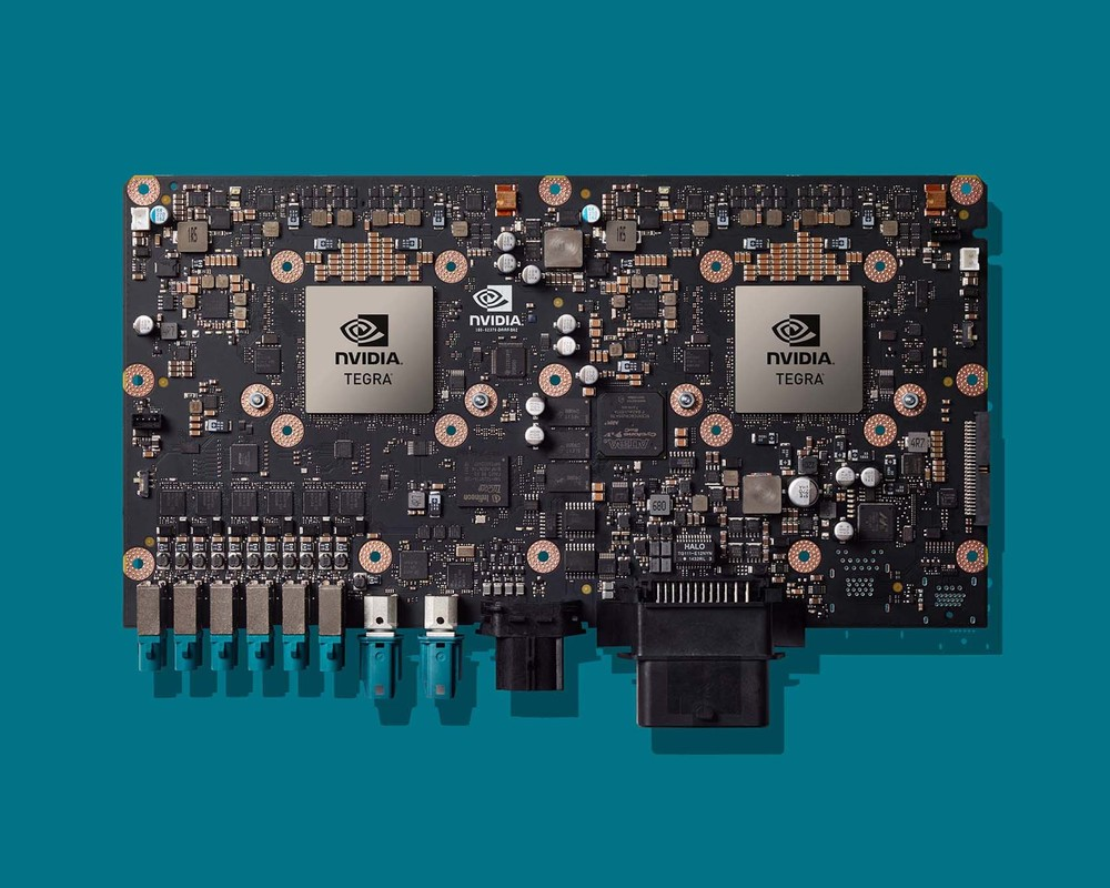 NVIDIA DRIVE PX 2 graphics card