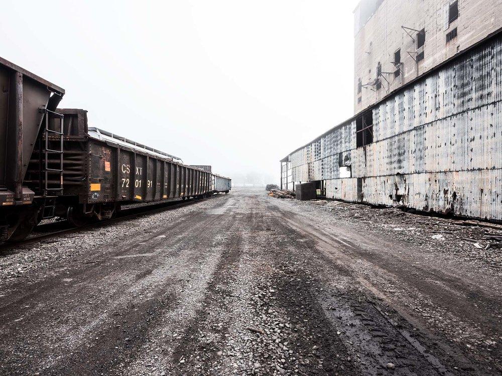 silo city buffalo ny abandoned cargill superior