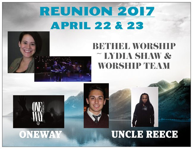 BETHEL WORSHIP WITH LYDIA SHAW FROM REDDING, CA & MANY MORE COMING TO PERRYTON
