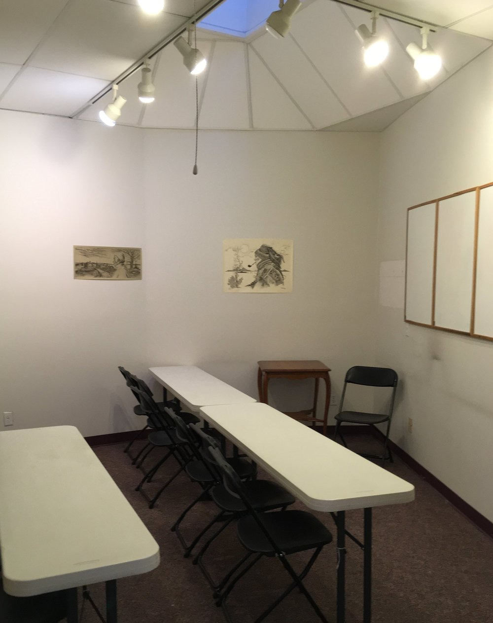 Small class space -