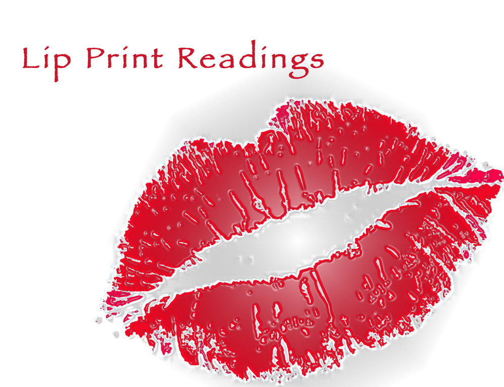 Lip Print Readings Miami