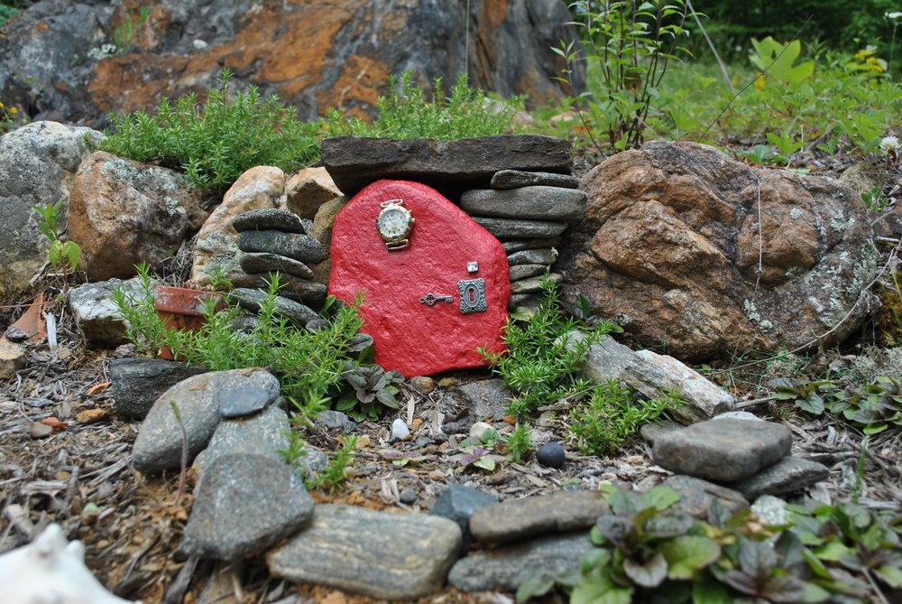Rocky View Fairy Garden