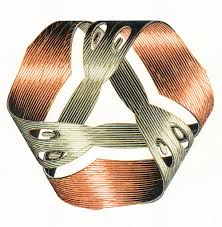 Mobius Band: Interconnectivity. The inner informs the outer and the outer informs the inner. This is how I process deep and transformative justice.