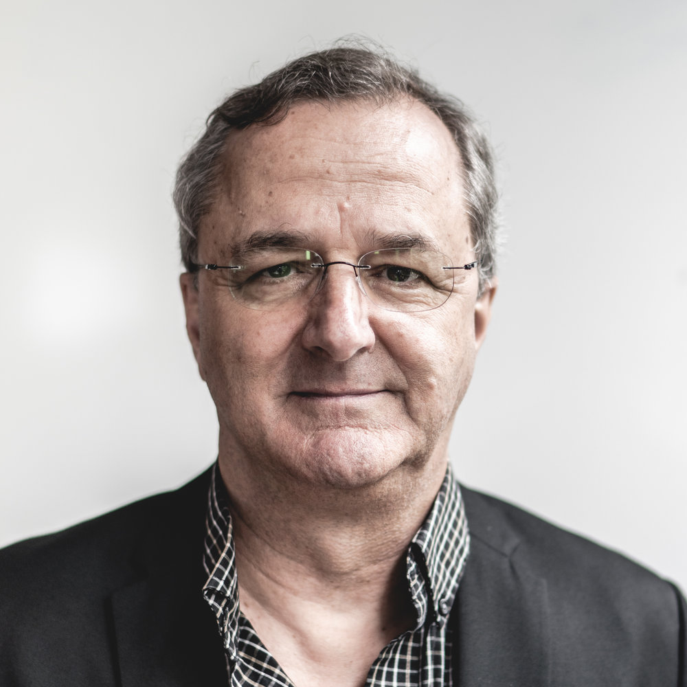 Alain Teasdale - Financial Controller Contrôleur financier