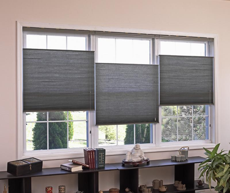 Top Down Bottom Up Roman Shade Murano Shades