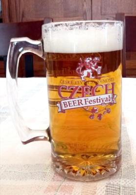 $25.00 Beverage Bundle   Beverage Bundle Includes One 25 oz Souvenir Beer Mug, One Full Pour of Beer & 2 Czech Spirit Tastings