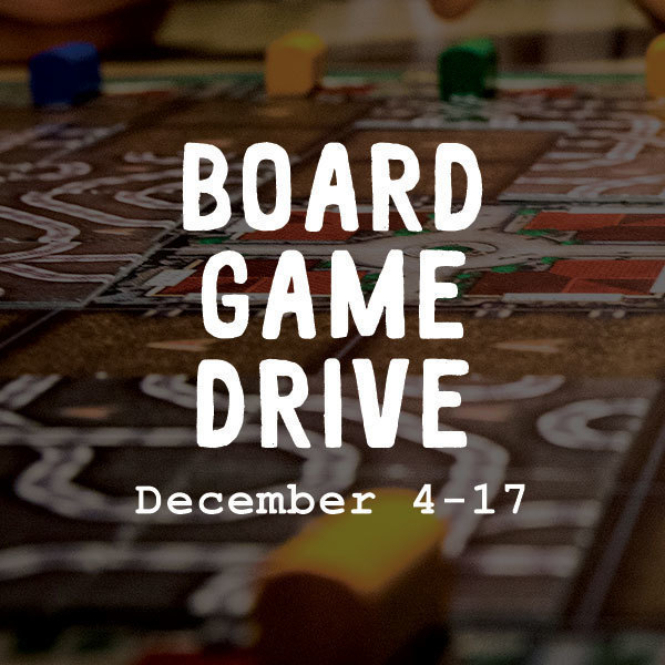Our Board Game Drive begins today! Donate a new, unwrapped board game and we'll give you a $5 gift card in exchange for your kindness. All games will be donated to Carolyn Scott Rainbow House . . . #FlagshipCommons #FoodHall #Omaha