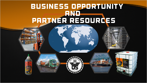 BUSINESS OPPORTUNITY & PARTNER SUPPORT If you see the vision that we have for tires, then join us to help every tire in the world!