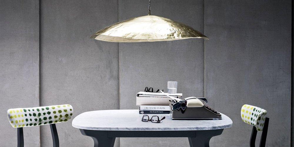 Светильник от Паолы Навоне, матовая латунь.jpg