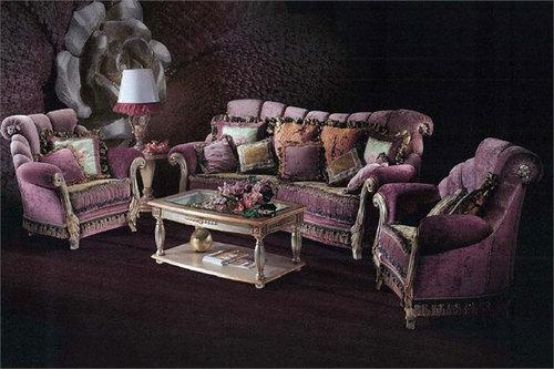 Caspani Tino Комплект мягкой мебели с журнальным столиком VENICE DUE