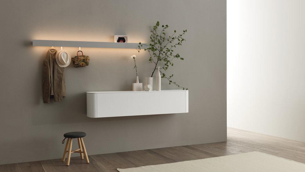 2_Корпусная мебель для прихожей Caccaro Side il Tempo Киев.jpg