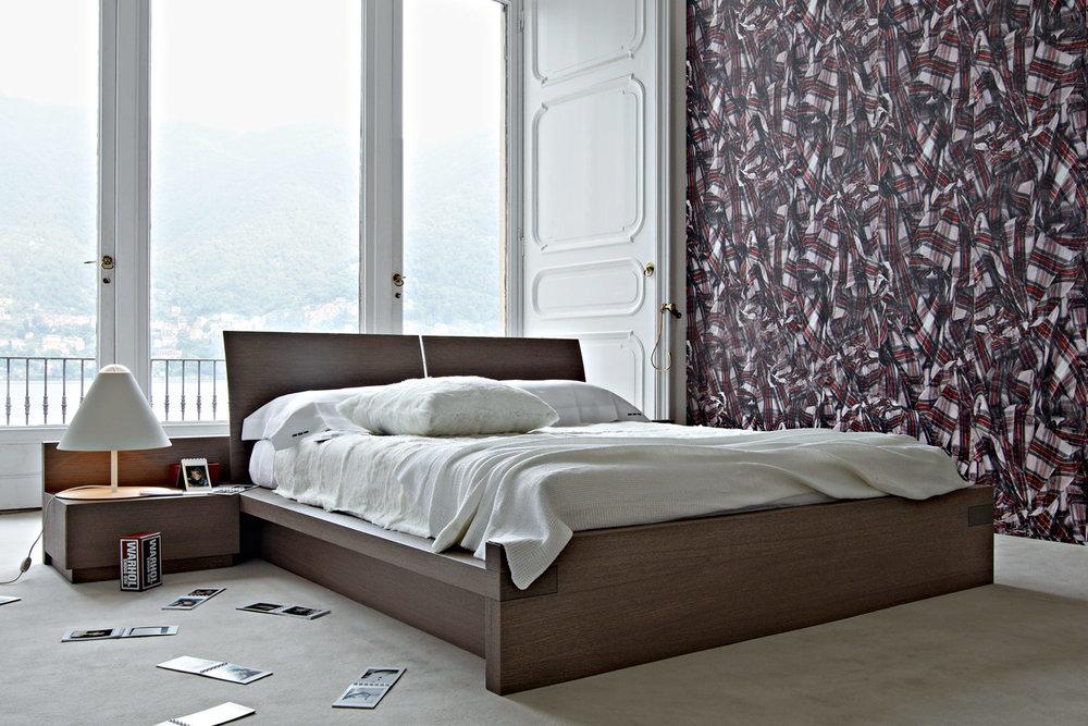 3_Кровать деревянная Италия современный стиль Avalon Giellesse il Tempo Киев.jpg