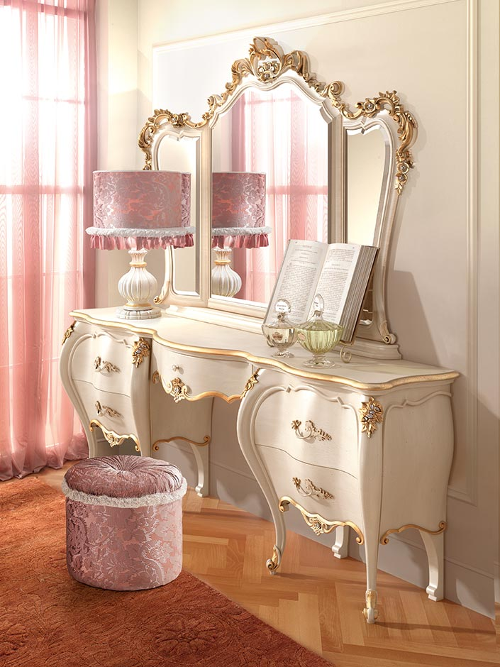5_Туалетный столик Италия Romantica Signorini Coco il Tempo Киев.jpg