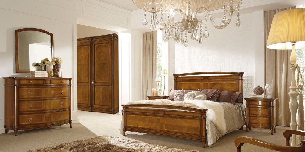 6_Спальня кровать деревянная Италия Carlotta Signorini Coco il Tempo Киев.jpg