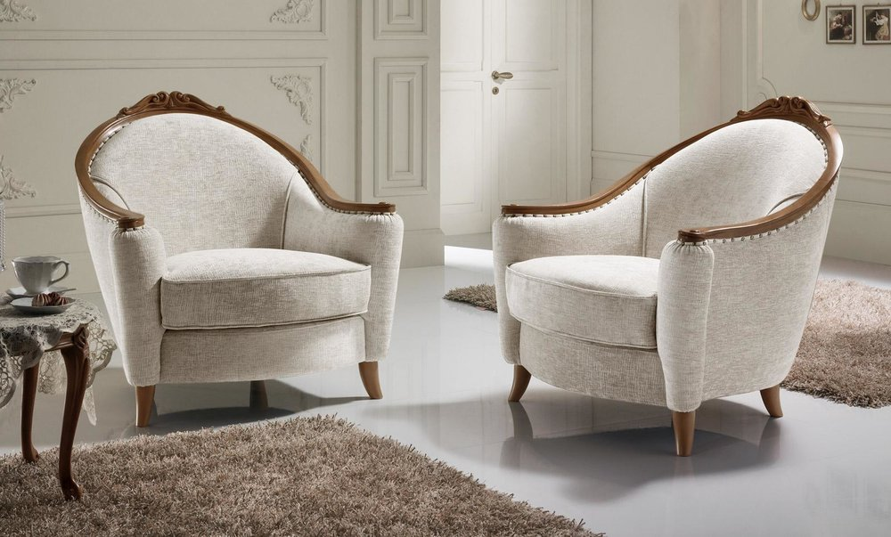 4_Кресла в спальню классика Италия Piermaria il Tempo Киев.jpg
