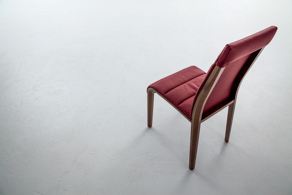 6_Стул деревянный, текстиль Италия Portofino Tonin il Tempo Киев.jpg