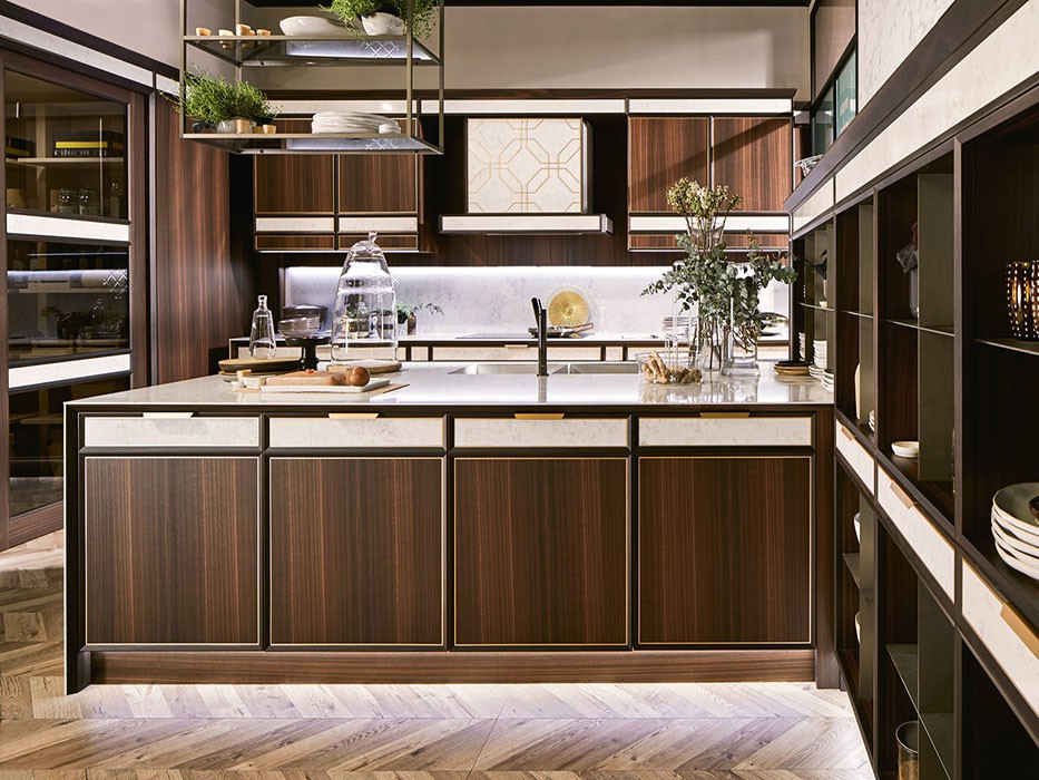 Кухня FM BOTTEGA D`ARTE DAYTONA — il Tempo