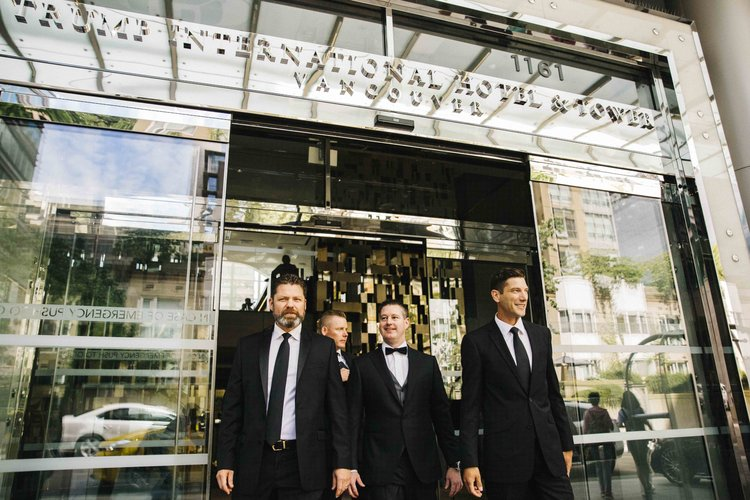 vancouver bc trump hotel groom photography videography wedding.jpg