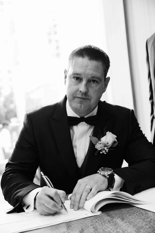groom vows photography videography wedding vancouver bc.jpg