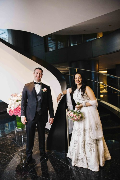 bride groom photography videography wedding vows trump hotel.jpg