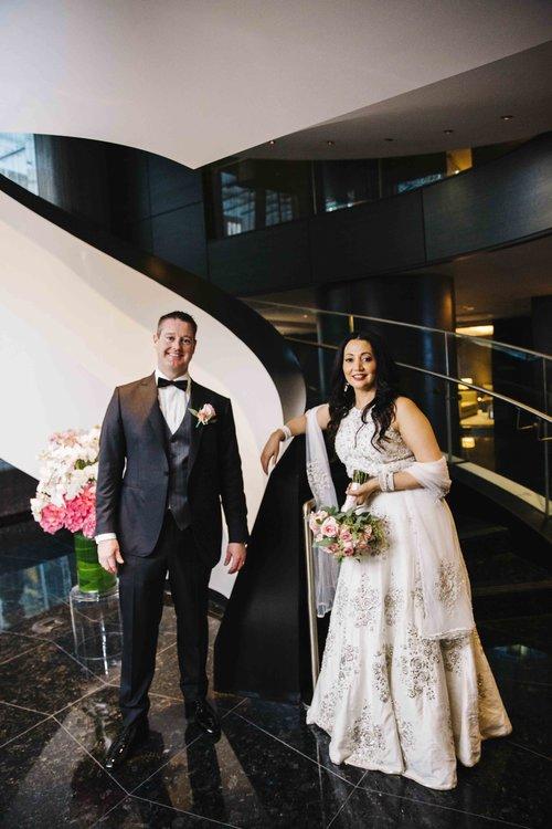 bride groom photography videography wedding vows trump hotel.jpg
