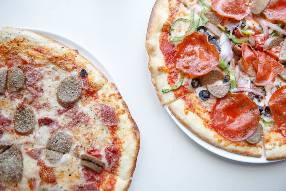 Artisan Pizza   Hand Tossed  Fire Roasted    View Our Menu →