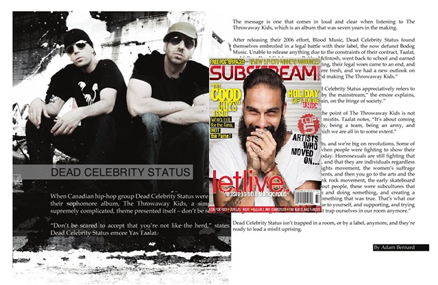 SUBSTREAM MAGAZINE
