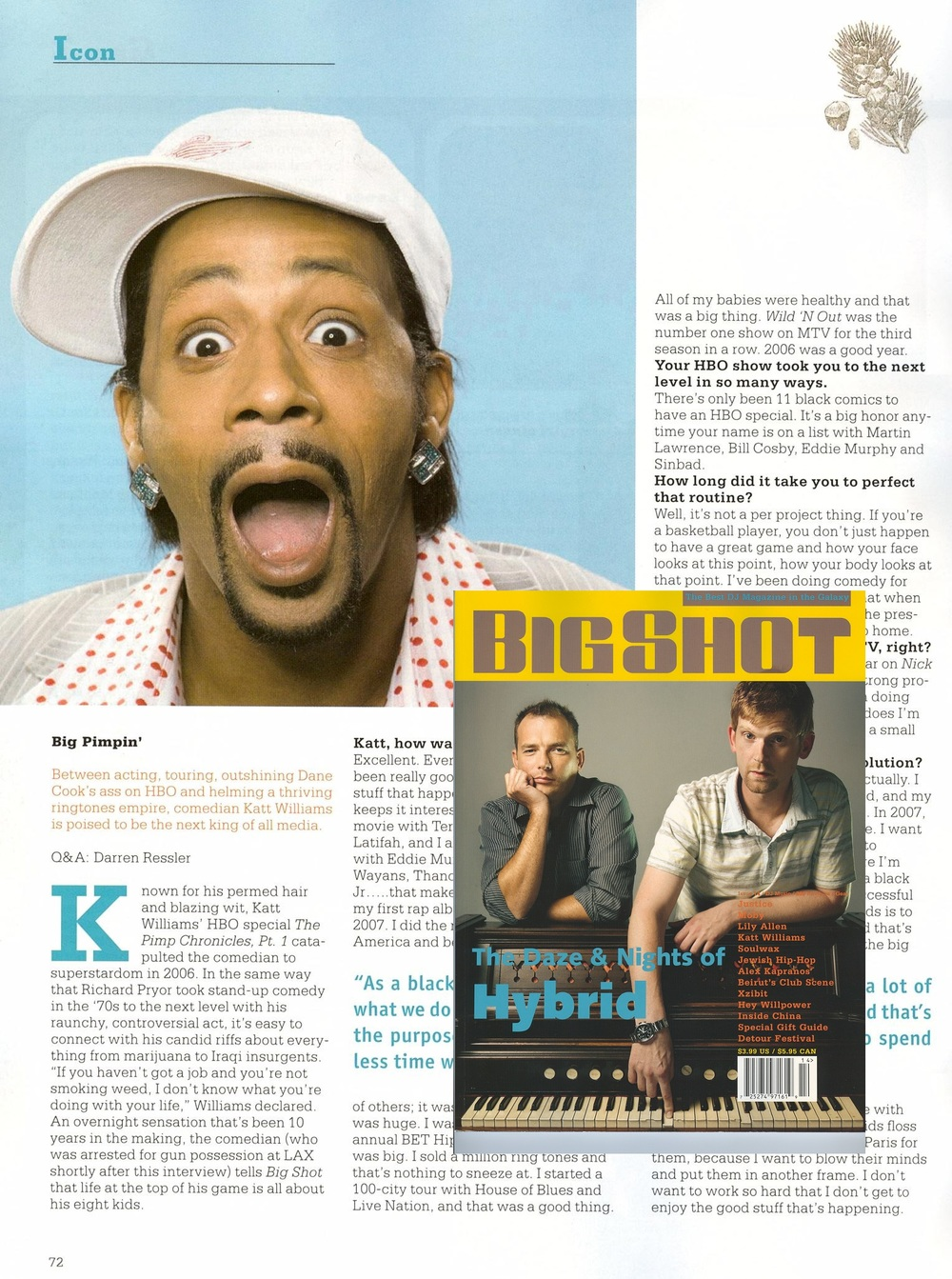 BIG SHOT MAGAZINE