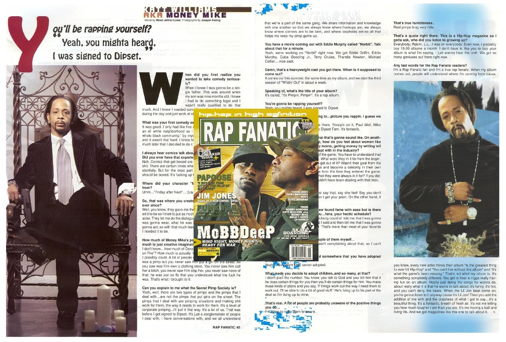 RAP FANATIC MAGAZINE