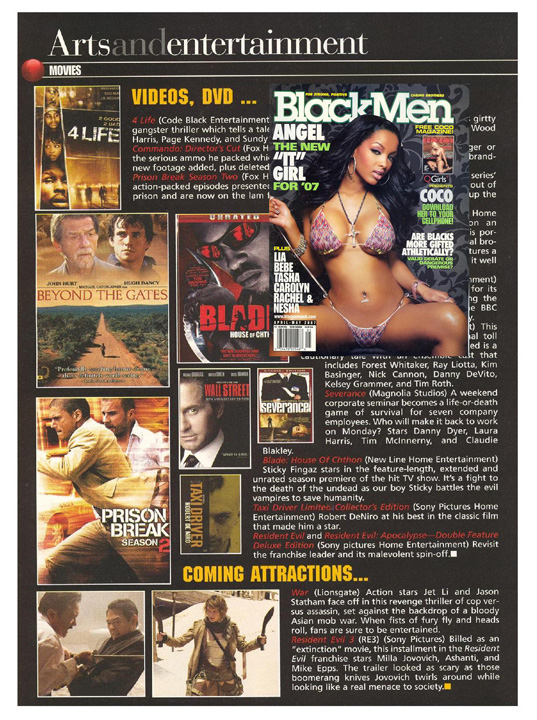 BLACK MEN MAGAZINE