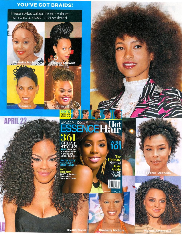ESSENCE HAIR