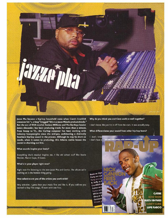 RAP-UP MAGAZINE