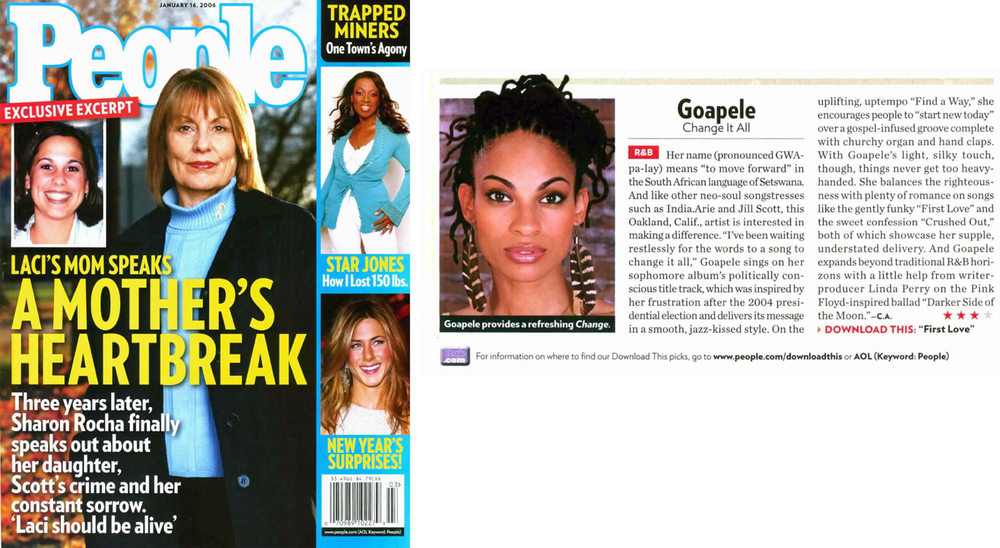 PEOPLE WEEKLY