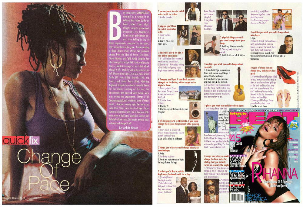 BLACK BEAT MAGAZINE