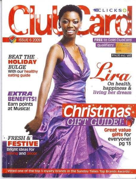 CLUB CARD MAGAZINE