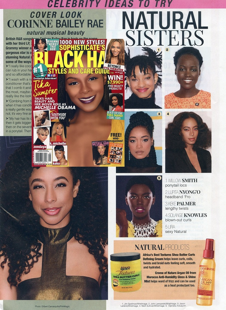 SOPHISTICATE'S BLACK HAIR