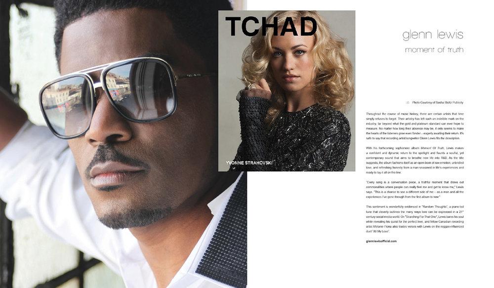 TCHAD MAGAZINE