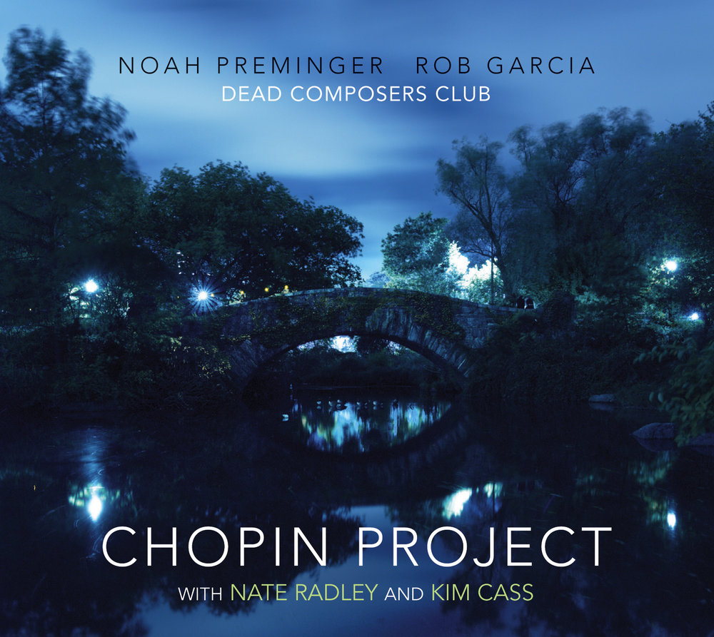 Chopin Cover / Photo: J.Katz ©2018