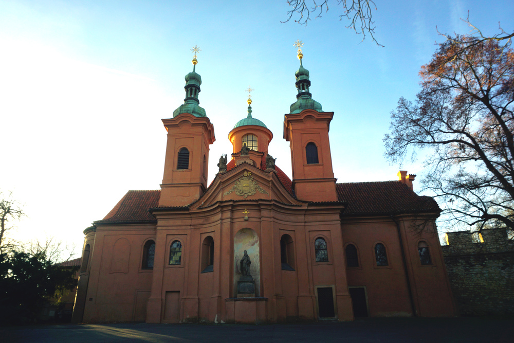 Church of St Vavrinec, Petrin Hill. Copyright One Girl And Her Camera