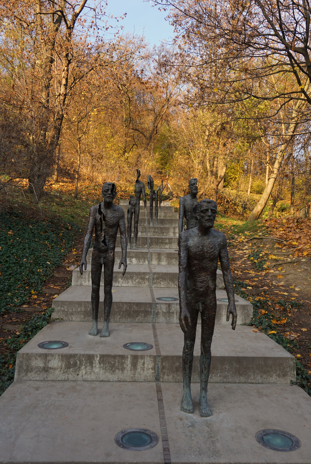 The Prague Memorial to the Victims of Communism