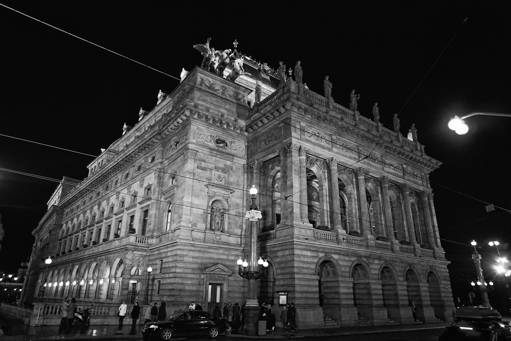 National Theatre, Prague