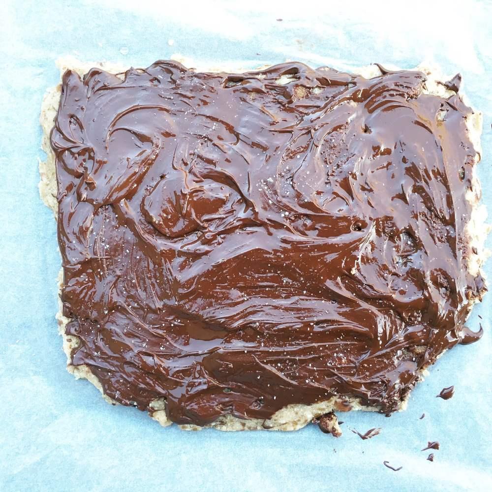 Gluten Free Chocolate Slices