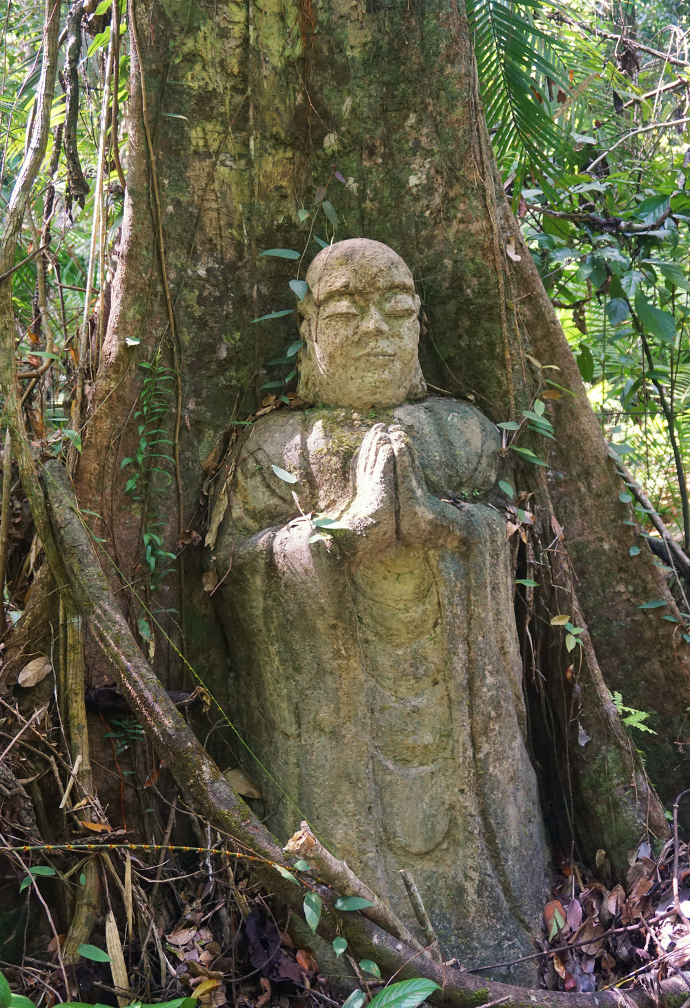 Buddha on the Sculpture Trail