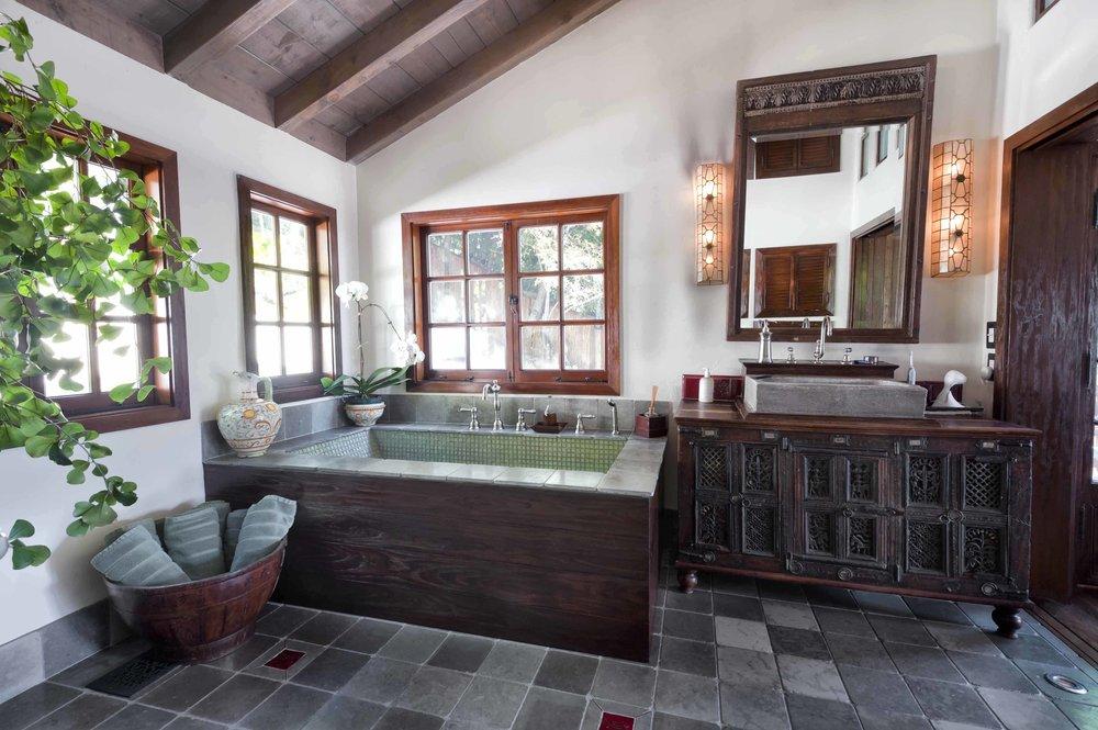 009 master bathroom 1750 North Crescent Heights Boulevard Los Angeles Malibu For Sale The Malibu Life Team Luxury Real Estate.jpg