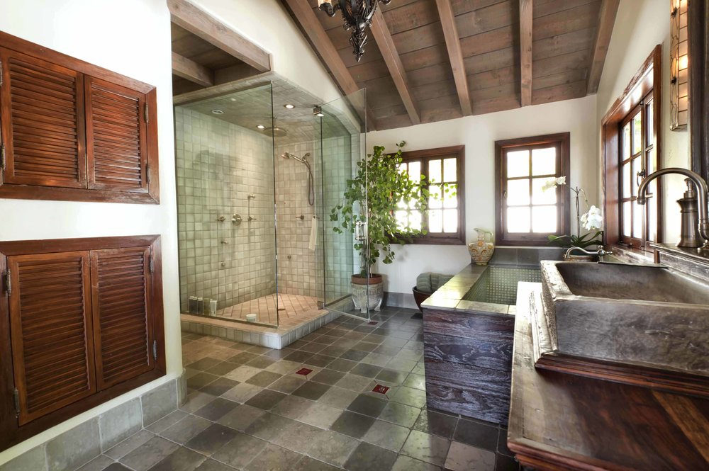 010 master bathroom 2 1750 North Crescent Heights Boulevard Los Angeles Malibu For Sale The Malibu Life Team Luxury Real Estate.jpg