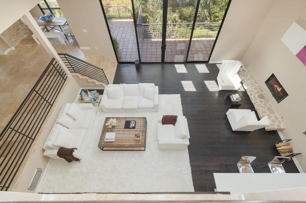 023 living room upstairs 214 Loma Metisse Malibu For Sale The Malibu Life Team Luxury Real Estate.jpg