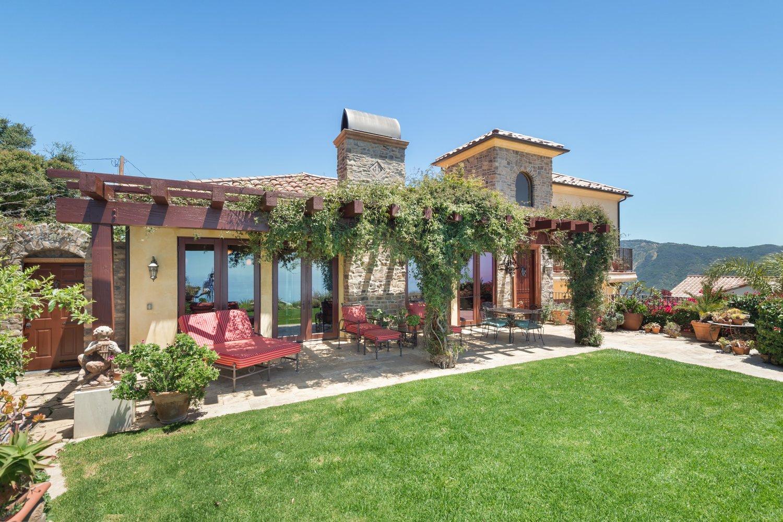 Tuscan Villa With Private Chef
