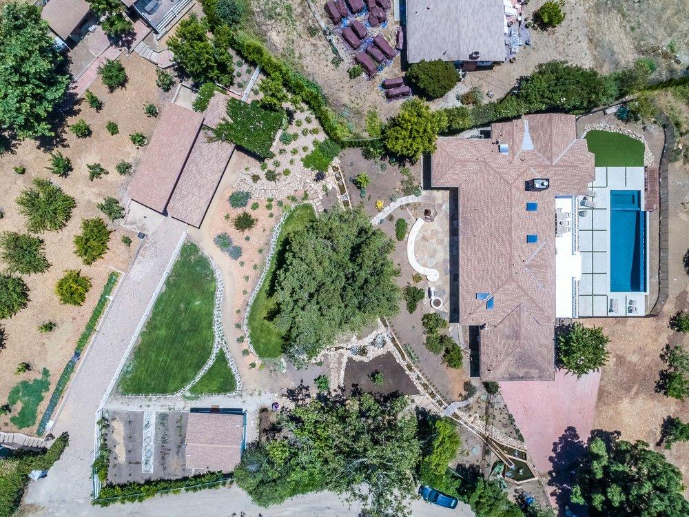 038 Aerial 005.9.2 Second Guest Bedroom -5957 Cavalleri Rd Rustic Ranch.jpg
