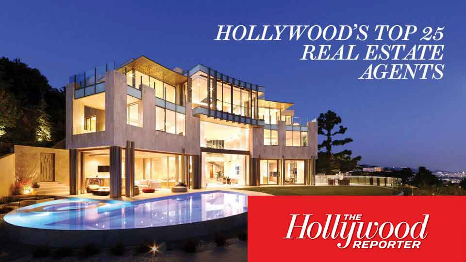 The Hollywood Reporter's Top 25 Real Estate Agents -